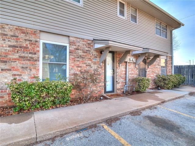 6744 N Meridian Avenue, Oklahoma City, OK 73116 (MLS #806863) :: Wyatt Poindexter Group