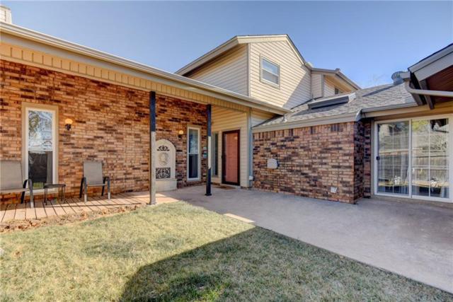 12206 W Greenlea Chase, Oklahoma City, OK 73170 (MLS #806897) :: Wyatt Poindexter Group