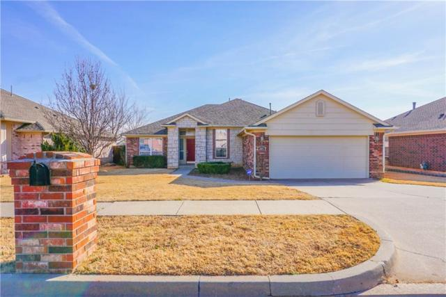 529 Lone Oak Drive, Norman, OK 73071 (MLS #806924) :: Wyatt Poindexter Group