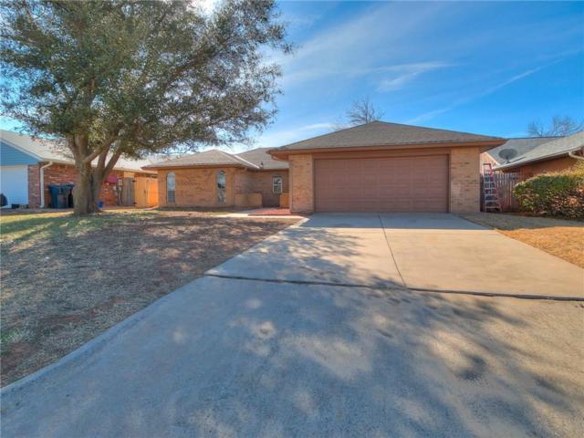 8512 Crestline, Oklahoma City, OK 73132 (MLS #806936) :: Wyatt Poindexter Group