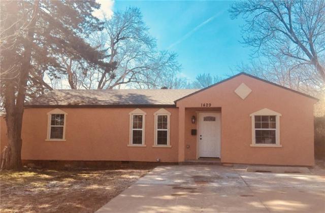 1429 N Standish Avenue, Oklahoma City, OK 73117 (MLS #806963) :: Wyatt Poindexter Group