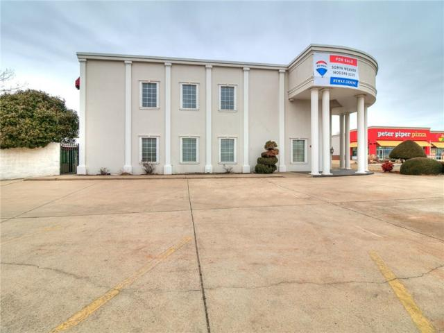 4645 Tinker Diagonal, Del City, OK 73115 (MLS #806974) :: KING Real Estate Group