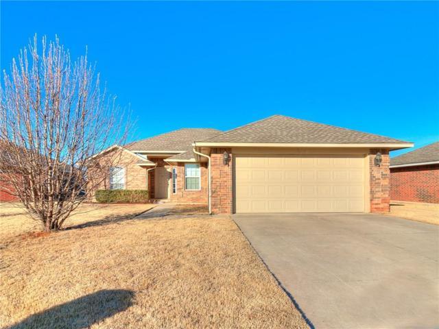 8009 Woodhue Drive, Oklahoma City, OK 73135 (MLS #806988) :: Wyatt Poindexter Group