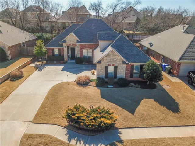 112 Highland Terrace, Norman, OK 73069 (MLS #807002) :: Wyatt Poindexter Group