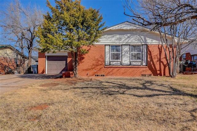 5500 S Land Avenue, Oklahoma City, OK 73119 (MLS #807004) :: Wyatt Poindexter Group