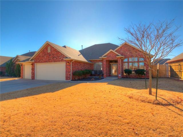 1516 SW 122nd Street, Oklahoma City, OK 73170 (MLS #807030) :: Wyatt Poindexter Group