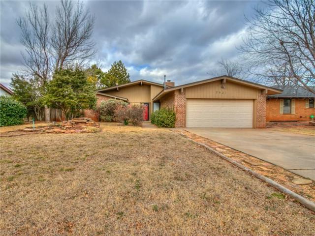 7921 NW 101st, Oklahoma City, OK 73162 (MLS #807051) :: Wyatt Poindexter Group