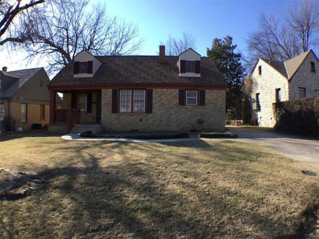3124 NW Drexel Court, Oklahoma City, OK 73107 (MLS #807060) :: Wyatt Poindexter Group