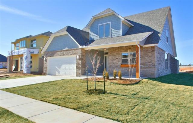 12917 Black Hills Drive, Oklahoma City, OK 73142 (MLS #807103) :: Wyatt Poindexter Group