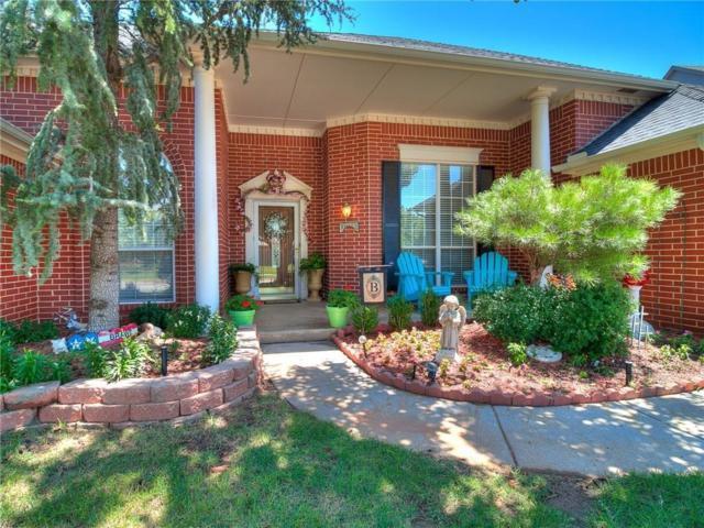 12732 Knight Hill Road, Oklahoma City, OK 73142 (MLS #807113) :: Wyatt Poindexter Group