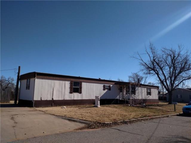 420 S Elk, Elk City, OK 73644 (MLS #807125) :: Wyatt Poindexter Group