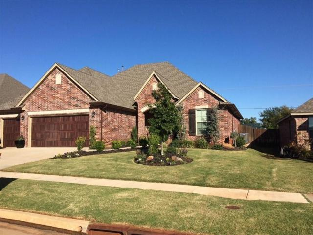 4012 Vista, Norman, OK 73071 (MLS #807136) :: Wyatt Poindexter Group