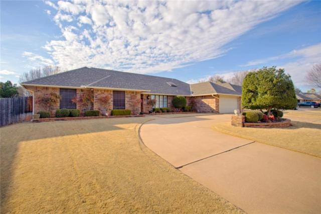11133 Lakeridge Run, Oklahoma City, OK 73170 (MLS #807139) :: Wyatt Poindexter Group