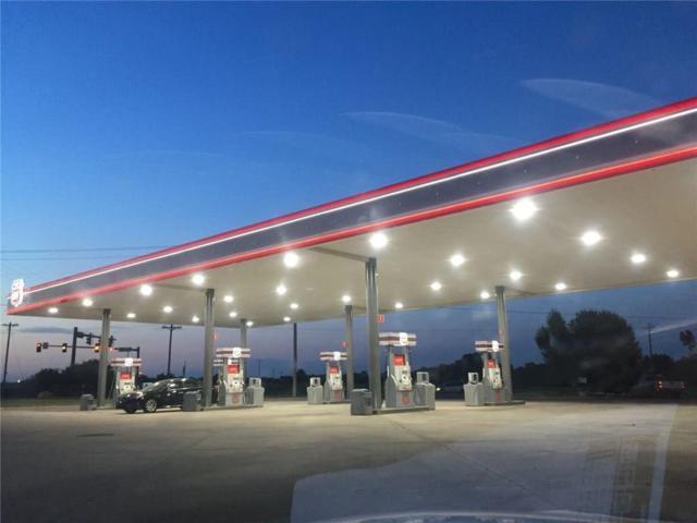 1550 N Mustang Road, Mustang, OK 73064 (MLS #807152) :: KING Real Estate Group