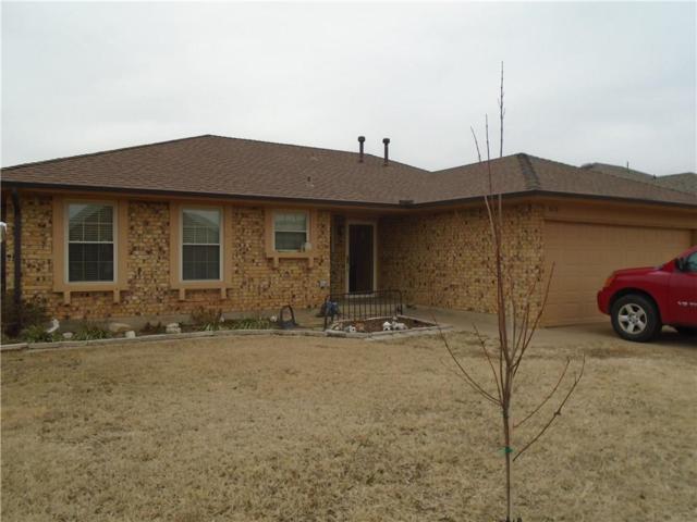 608 Kings Manor Drive, Moore, OK 73160 (MLS #807163) :: Wyatt Poindexter Group