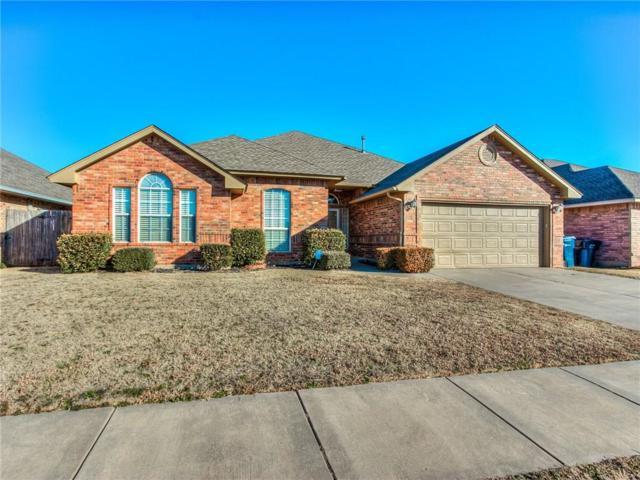 821 SW 154th Street, Oklahoma City, OK 73170 (MLS #807164) :: Wyatt Poindexter Group