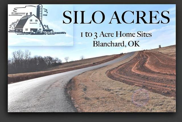 1049 Wild Rye Ct, Blanchard, OK 73010 (MLS #807166) :: Meraki Real Estate