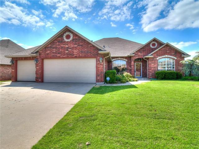 11309 Fountain Boulevard, Oklahoma City, OK 73170 (MLS #807183) :: Wyatt Poindexter Group