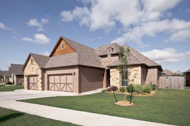 11805 Glenhurst Boulevard, Oklahoma City, OK 73162 (MLS #807185) :: Wyatt Poindexter Group