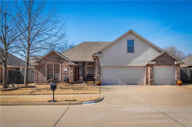 6813 Milrace Lane, Oklahoma City, OK 73132 (MLS #807205) :: Wyatt Poindexter Group