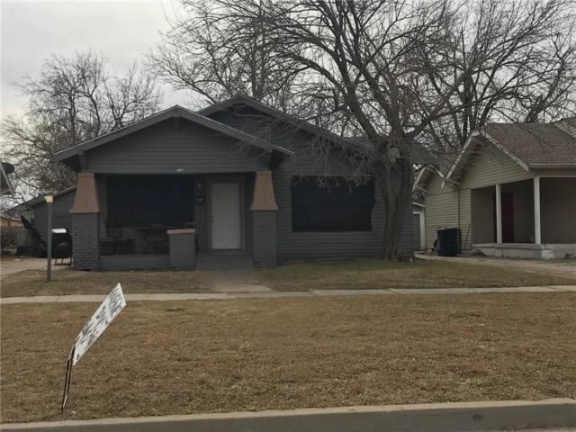 1708 22nd, Oklahoma City, OK 73106 (MLS #807219) :: Homestead & Co