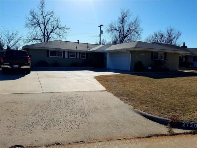 2720 Chaucer Drive, Oklahoma City, OK 73120 (MLS #807221) :: Wyatt Poindexter Group