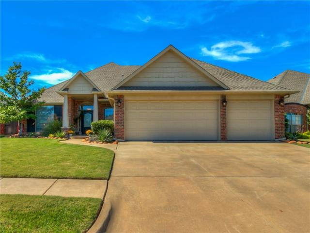 16121 Ledge Ln., Edmond, OK 73013 (MLS #807249) :: Wyatt Poindexter Group