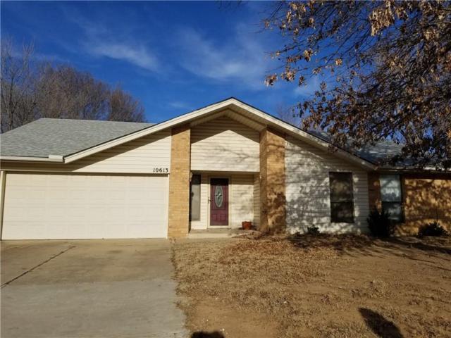 10613 Kristie Lane, Choctaw, OK 73130 (MLS #807263) :: Wyatt Poindexter Group