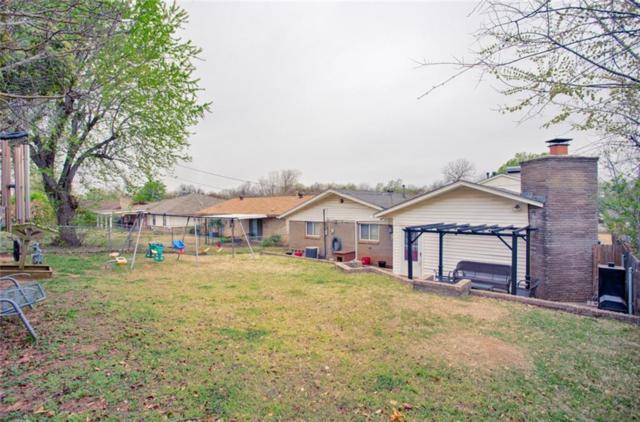3420 Rolling Lane, Midwest City, OK 73110 (MLS #807272) :: Wyatt Poindexter Group