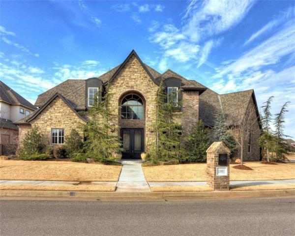 13801 Cascata Strada, Oklahoma City, OK 73170 (MLS #807273) :: Wyatt Poindexter Group