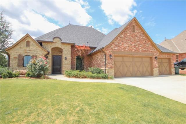 1424 Narrows Bridge Circle, Edmond, OK 73034 (MLS #807279) :: Wyatt Poindexter Group