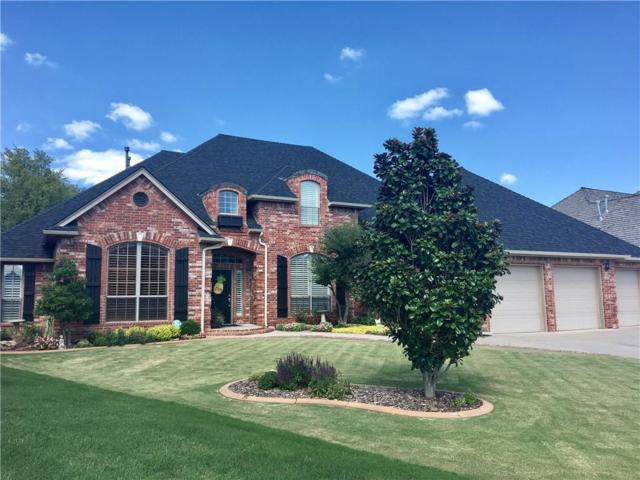 4517 Greystone, Norman, OK 73072 (MLS #807284) :: KING Real Estate Group