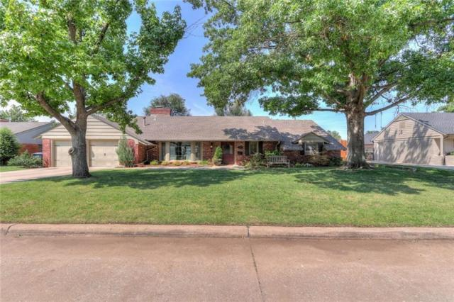 1409 Brighton Avenue, Oklahoma City, OK 73120 (MLS #807294) :: Wyatt Poindexter Group