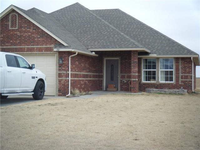 1314 Daniel, Tuttle, OK 73089 (MLS #807299) :: Wyatt Poindexter Group