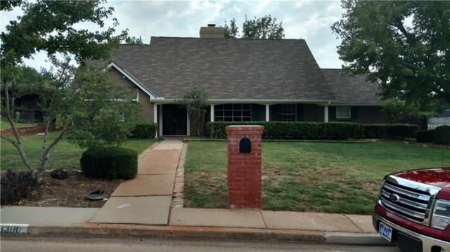 3300 Robin Ridge, Oklahoma City, OK 73120 (MLS #807308) :: Wyatt Poindexter Group
