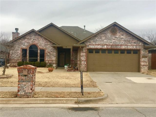 13124 Buckeye Court, Oklahoma City, OK 73170 (MLS #807317) :: Wyatt Poindexter Group