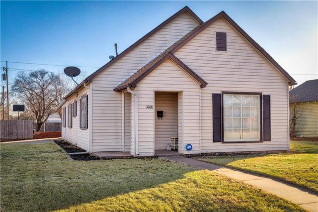 1008 W C, Elk City, OK 73644 (MLS #807331) :: UB Home Team