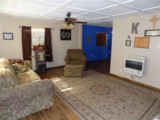 105 N Kiowa, Binger, OK 73009 (MLS #807338) :: Wyatt Poindexter Group