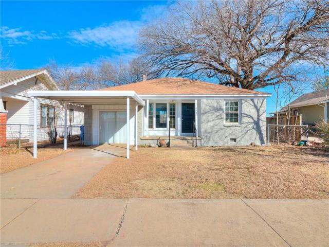 415 E Frank Street, Norman, OK 73071 (MLS #807347) :: Wyatt Poindexter Group