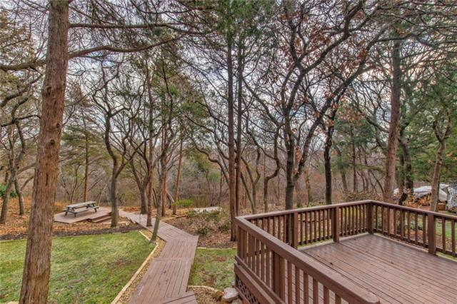 13500 Fox Creek Drive, Oklahoma City, OK 73131 (MLS #807360) :: Wyatt Poindexter Group