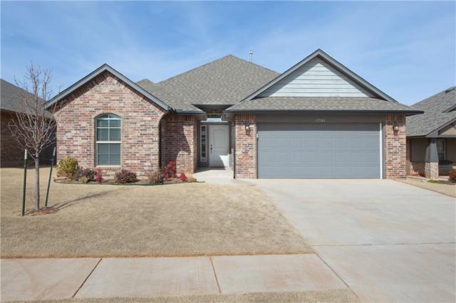 8701 SW 36th Terrace, Oklahoma City, OK 73179 (MLS #807410) :: Wyatt Poindexter Group