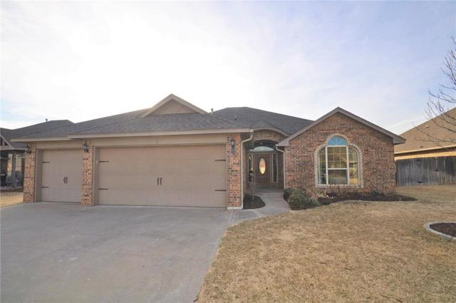 4705 Millstone Drive, Oklahoma City, OK 73179 (MLS #807430) :: Wyatt Poindexter Group