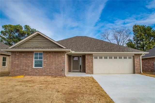 2209 Bent Tree Drive, Shawnee, OK 74802 (MLS #807466) :: Wyatt Poindexter Group