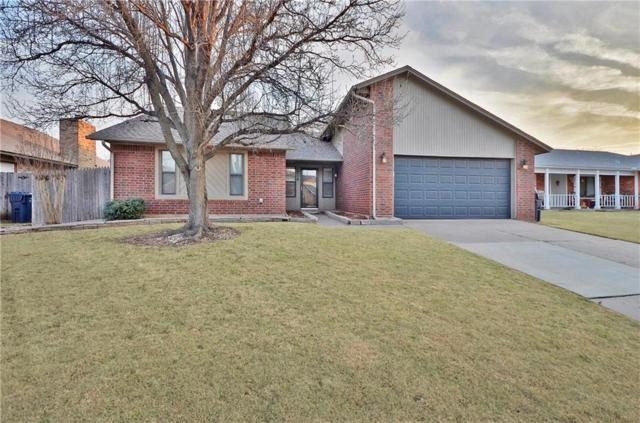 1716 NW 177th Street, Edmond, OK 73012 (MLS #807468) :: Wyatt Poindexter Group