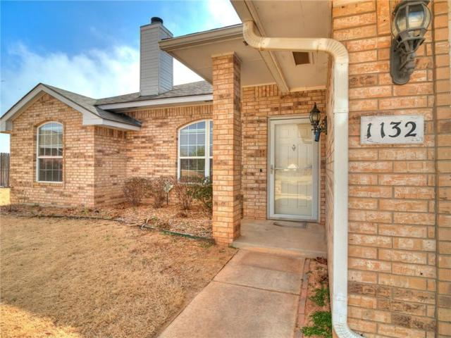 1132 Sparrow Hawk, Norman, OK 73072 (MLS #807475) :: Wyatt Poindexter Group