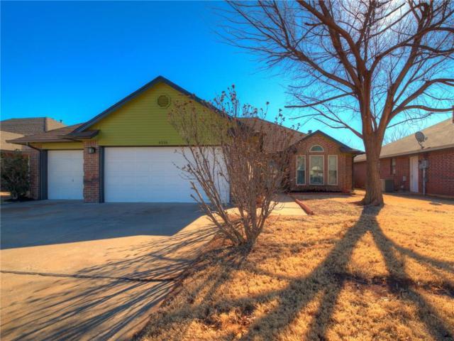 8216 Cinnamon Teal, Oklahoma City, OK 73132 (MLS #807497) :: Wyatt Poindexter Group