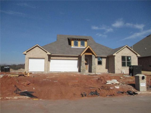 6925 Timber Crest Way, Edmond, OK 73034 (MLS #807506) :: Wyatt Poindexter Group