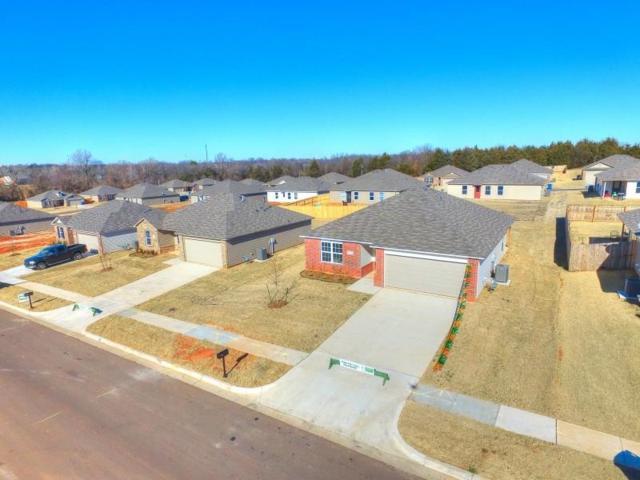 3504 SE 94th Street, Oklahoma City, OK 73160 (MLS #807509) :: Wyatt Poindexter Group