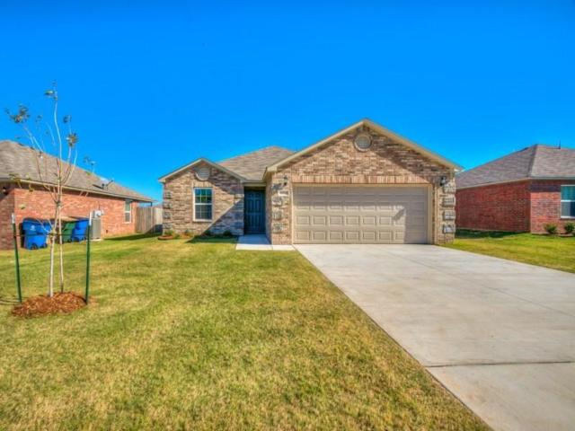 3512 SE 94th Street, Oklahoma City, OK 73160 (MLS #807512) :: Wyatt Poindexter Group