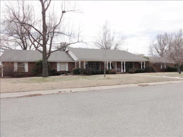100 W Ranchwood, Oklahoma City, OK 73139 (MLS #807513) :: Wyatt Poindexter Group